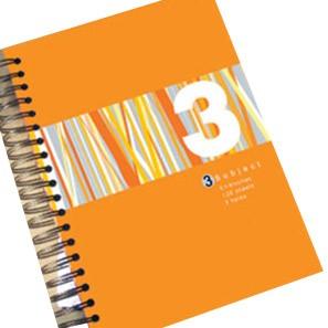 4C-Druckthema-Notizbuch - 4C-Druckthema-Notizbuch