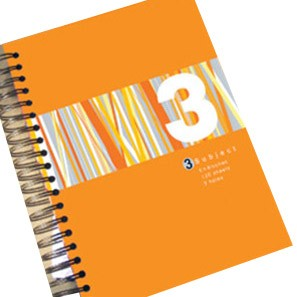 4C Printing Subject Notebook - 4C Printing Subject Notebook
