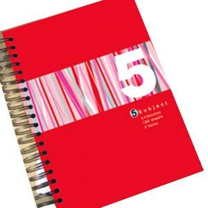 4C Printing Subject Notebook