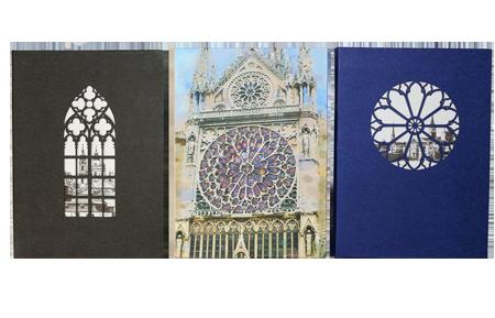 Artist Window Carving Journal