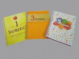 Taccuino soggetto BTS (Back To School) - notebook soggetto per serie BTS