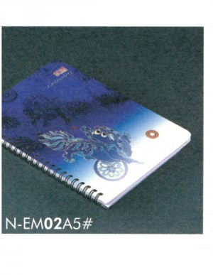 Chinese Embroidery - Chinese Embroidery- A5 Soft Cover