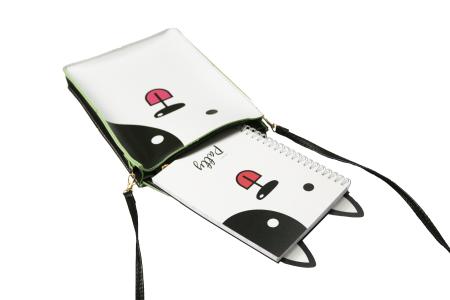 Bag Dog Notebook
