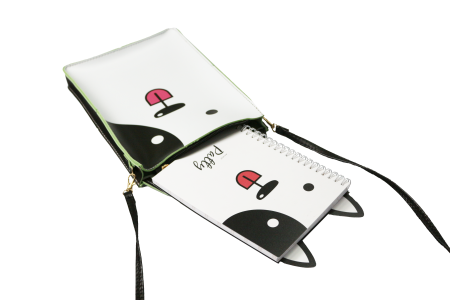 Bag Dog Notebook