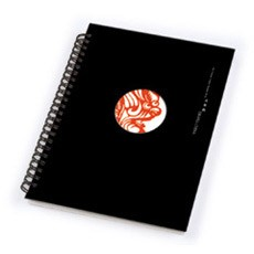 Die-Cutting Spiral Notebook
