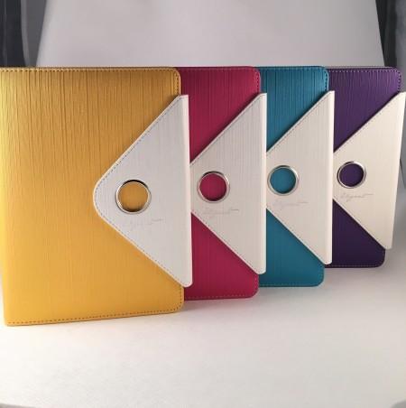 Notizbuch aus PU-Leder im eleganten Stil - 2016 Neueste elegante Farbe PU-Serie