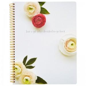 Mode-Notizbuch