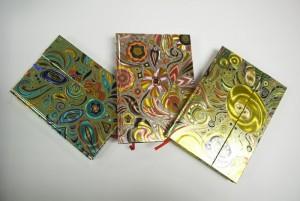 Foil Embossing Magnet Journal - Foil Embossing Magnet Journal