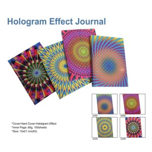 Hologram Effect Journal - Hologram Effect Journal