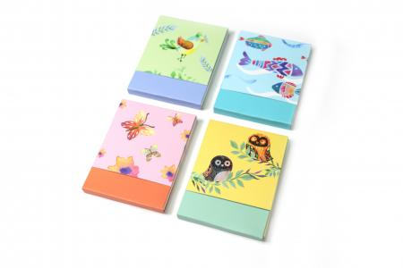 Little Animals Series Magnet Closure List Pad