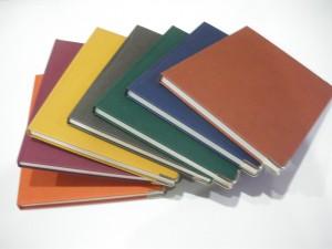Journal de bureau en cuir PU - Journal de bureau en cuir PU