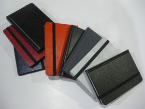 Pocket Color PU Leather Journal - Pocket Color PU Leather Journal