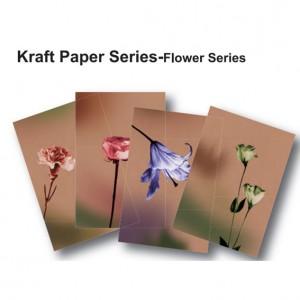 Journal-Notizbuch - Kraftpapier-Reihe - Journal-Notizbuch - Kraftpapier-Reihe