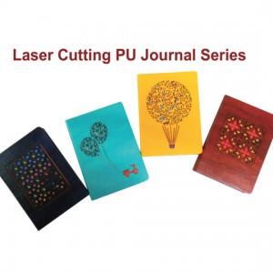 Laser Cut PU Leather Journal - Laser Cutting PU Journal