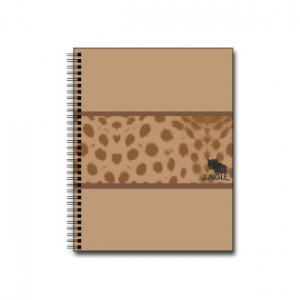 Jungle Style Notebook - Jungle Style Notebook