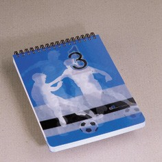 Lenticular printing Notebook - Lenticular Notebook