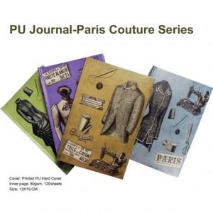 PU Journal - Pariser Couture-Reihe - PU Journal - Pariser Couture-Reihe