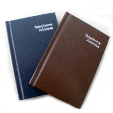 Адресна книга - штучна шкіра - Адресна книга - штучна шкіра