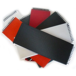 Spiral Notebook - PU Leather
