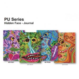 Блокнот журналу - серія PU