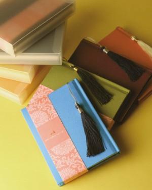 Rainbow Colors Fabric Journal