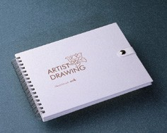 Artist Drawing Sketchbook - Artistteckning skissbok