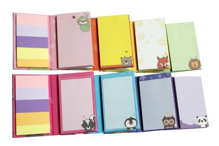 Sticky Note Notebook