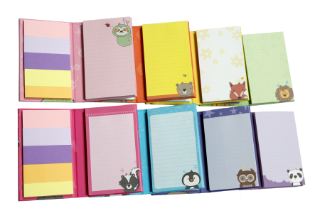 Sticky Note Notebook