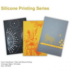 Silicone Printing Notebook - Silicone Printing Notebook