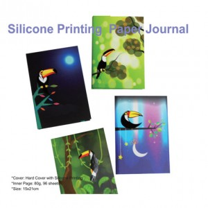 Silicone Printing Paper Journal - Silicone Printing Paper Journal