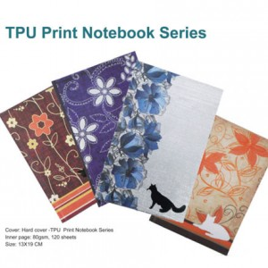 TPU-Drucknotizbuch - TPU-Drucknotizbuch