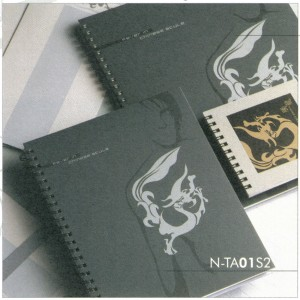 Tattoo Series Spiral Notebook - Tattoo Series Notebook