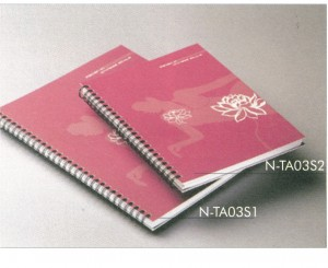 Tattoo Series Spiral Notebook - Tattoo Series Notebook- A5
