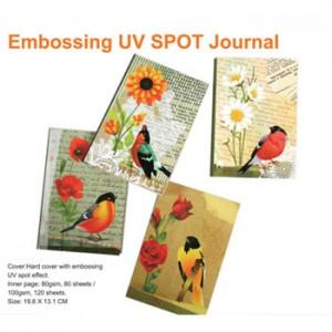 UV SPOT Journal reliëf - UV SPOT Journal reliëf