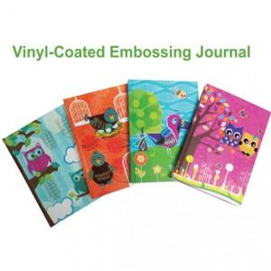 Vinyl-Coated Embossing Journal - Vinyl-Coated Embossing Journal