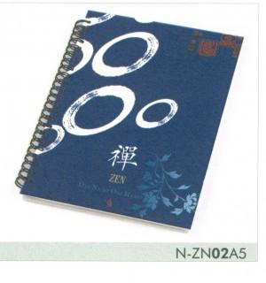 Oriental ZEN Notebook