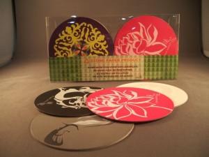 Stone Paper Coaster - Underlägg