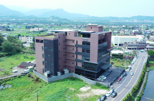 Our automated factory built in 2017, is located in Hsinchu, Taiwan.
