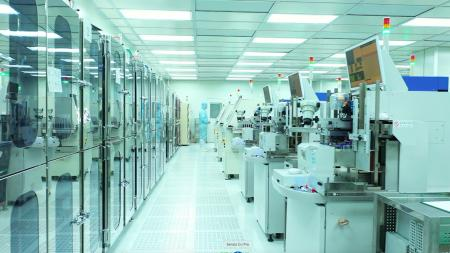 Toward Relays has been using fully automated production process for Opto-MOS Relays.