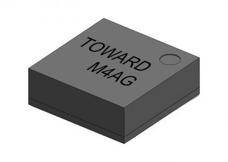 12 GHz SP4T micro-mechanical RF MEMS Switch (ESD Enhanced)