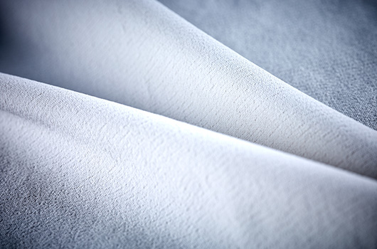 HYPERBREEZE is a multi-function woven stretch fabric engineered by weaving technology.