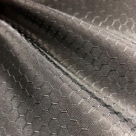 Tissu 100% nylon 210D haute ténacité - Tissu 100 % nylon haute ténacité 210 deniers.