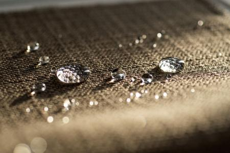 FC-Free water-repellent fabric with outstanding washing durability.