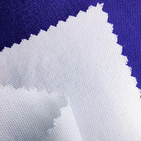 नायलॉन ६.६, ५०० डेनियर कॉर्डुरा® द्वारा निर्मित ग्रीज उच्च तप वायु बनावट यार्न - यह ग्रीज उत्कृष्ट एंटी एब्रेशन और टियर स्ट्रेंथ के साथ टिकाऊ है।