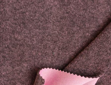 Poly Blackheat Keeping Warm Fleece - Far-Infrared Ray, UV-Protection, Keep Warm.