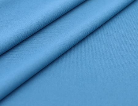 Excellent UV-Protective Poly Interlock with Anti-Bacterial fabric - Moisture Wicking, UV-Portection, Ant-Bacterial.