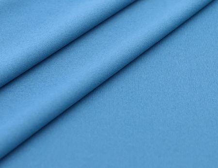 Excellent poly interlock anti-UV avec tissu antibactérien - Évacuation de l'humidité, protection UV, antibactérien.