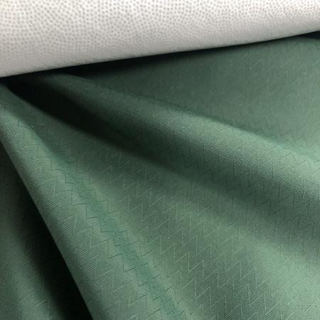100%尼龍70D具自潔性生質材料貼合布料 - 100%尼龍70D具自潔性生質材料貼合布料。