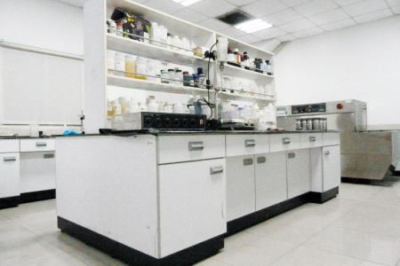 Laboratoire de climatisation.