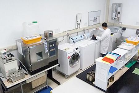 Room Temperature Washing Laboratory.